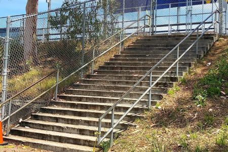 Preview image for El Toro Tennis Courts 22 Stair Rail