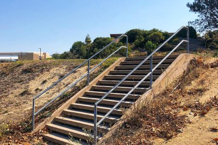 Preview image for Torrey Pines High 14 Stair Rail