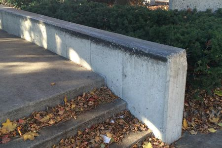 Preview image for Gerald R Ford Museum 3 Stair Out Ledge