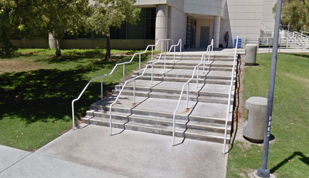Preview image for CSUSB Jack Brown Hall Kink Rail
