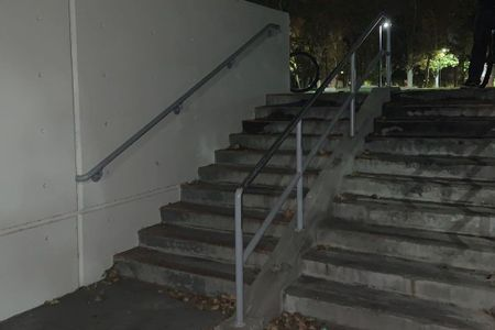 Preview image for University of Nevada 10 Stair Rail