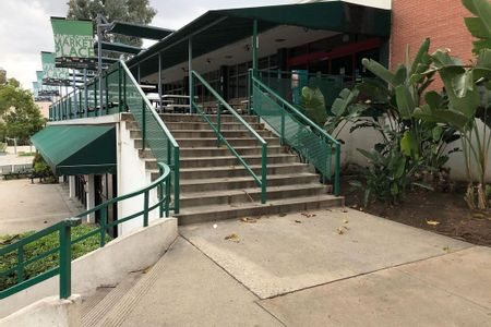 Preview image for Cal Poly Pomona 10 Stair Rail
