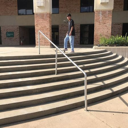 Preview image for Valencia College WC 8 Stair Rail