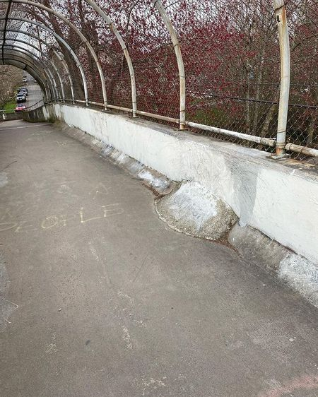 Preview image for N Concord Ave Bridge DIY Blob To Ledge