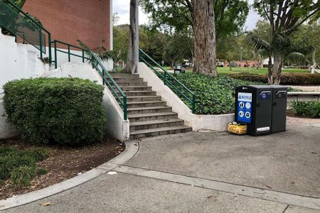Preview image for Cal Poly Pomona 11 Stair Rail