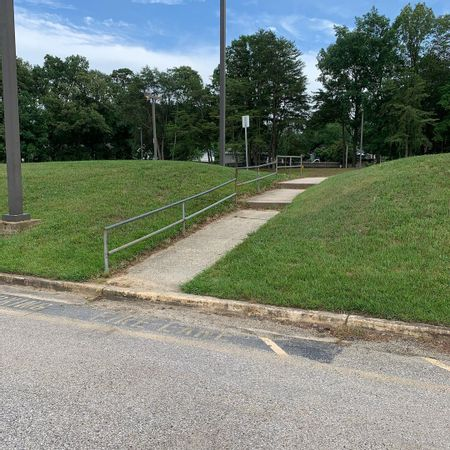 Preview image for Old Mill Senior High School - Drop Down Rail