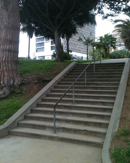 preview image for MacArthur Park - 17 Stair Rail