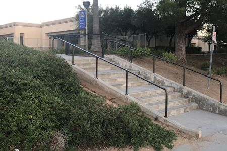 preview image for Palm Middle School Triple Set Rail