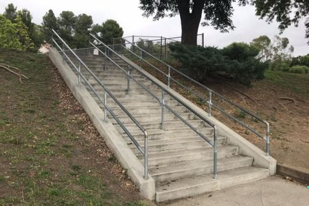 Preview image for Panorama Elementary 20 Stair Rail