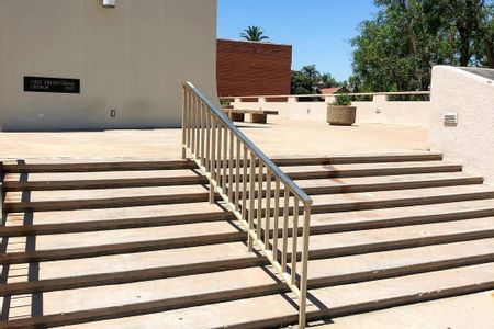 Preview image for First Presbyterian Church 8 Stair Rail
