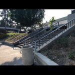 thumbnail for Blair High School 14 Stair Rail