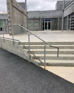 thumbnail for Sid Lee - 5 Stair Gap Over Rail