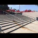 thumbnail for San Clemente High School 11 Stair Rail