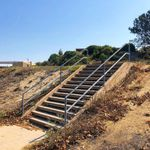 thumbnail for Torrey Pines High 14 Stair Rail