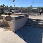 thumbnail for Jim Bridger Middle School 4 Stair Out Ledges