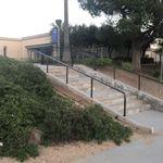 thumbnail for Palm Middle School Triple Set Rail