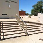 thumbnail for First Presbyterian Church 8 Stair Rail