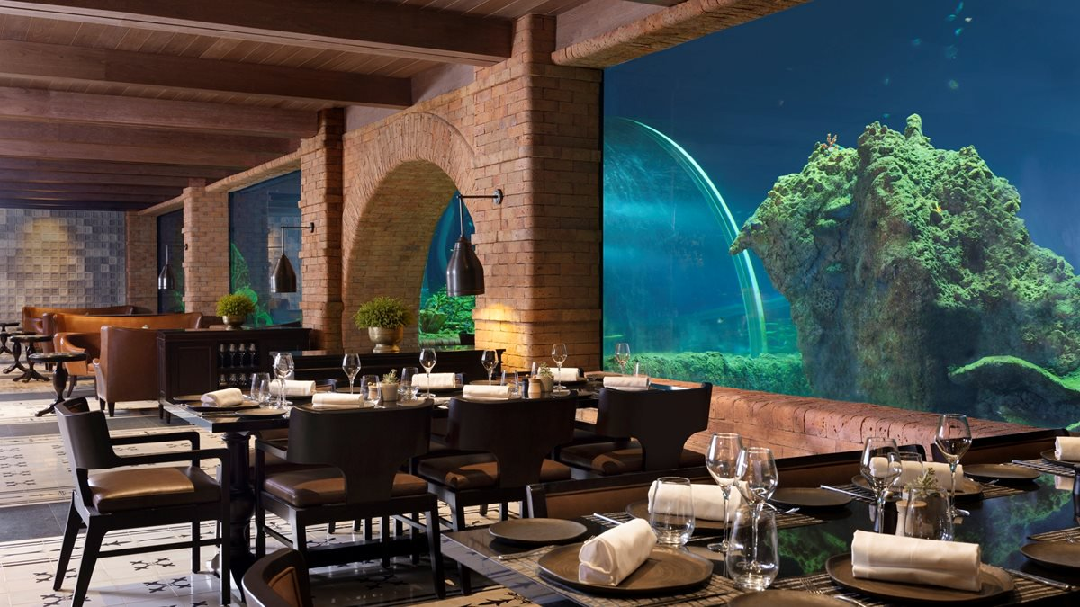 Koral Restaurant at The Apurva Kempinski Bali
