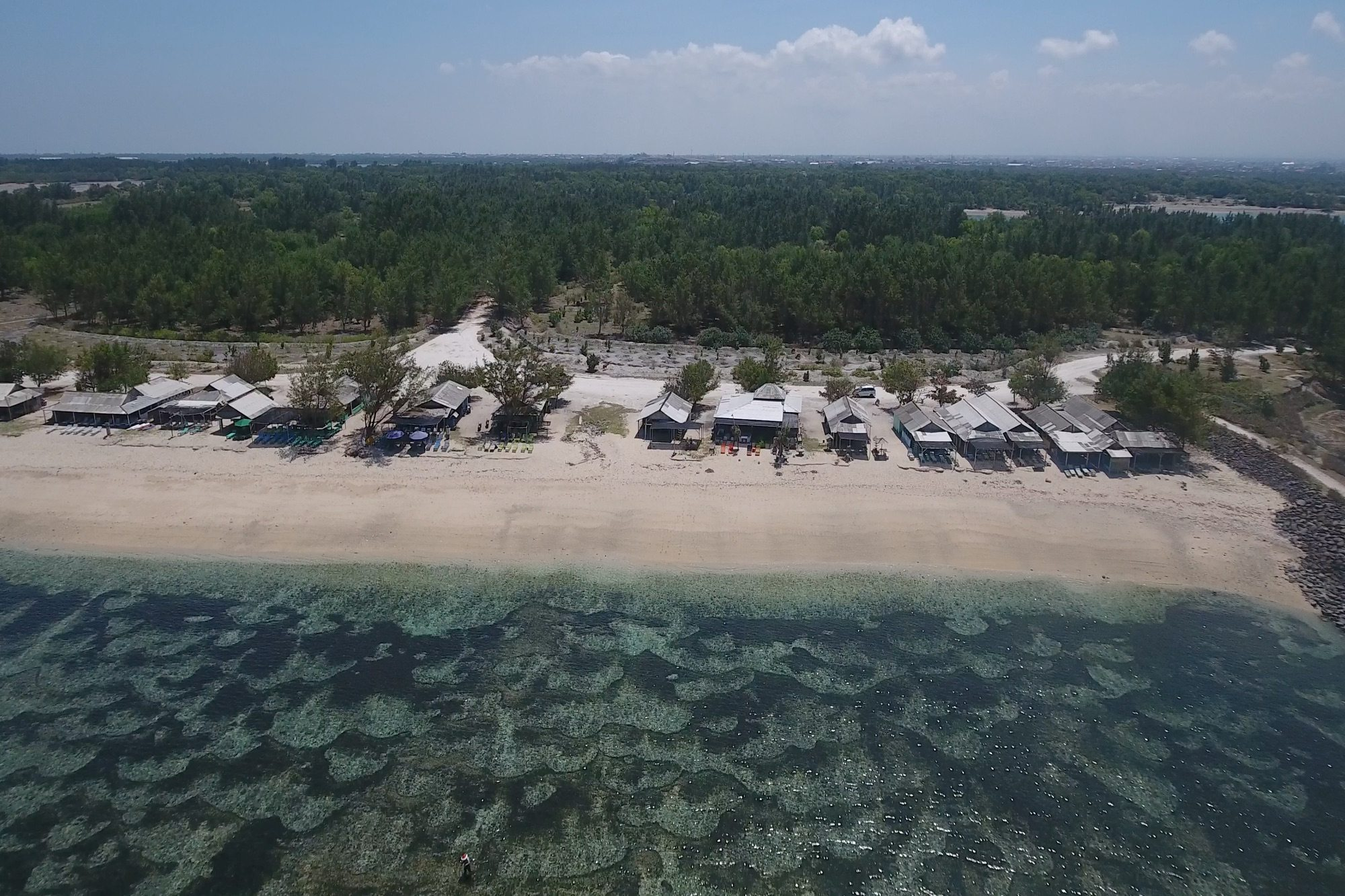 Serangen Island Bali