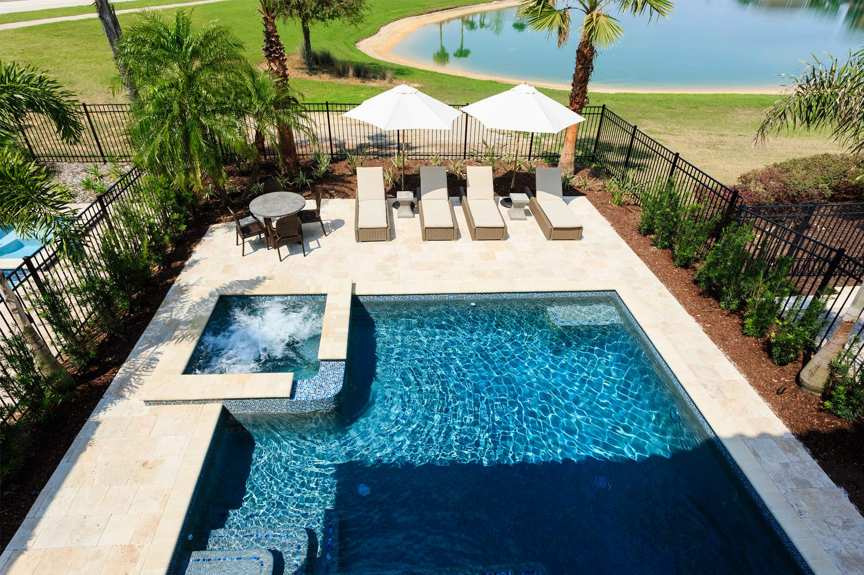 Amazing lake view Orlando Villa 1361