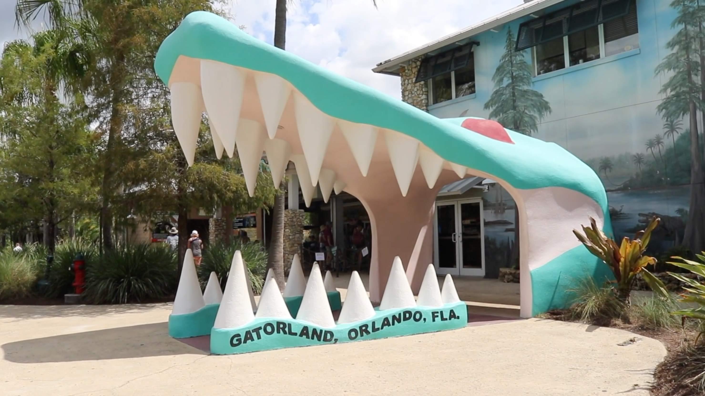 Gatorland Orlando Florida(1)