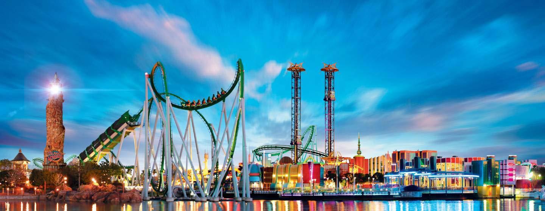 Islands of Adventure Universal Studios