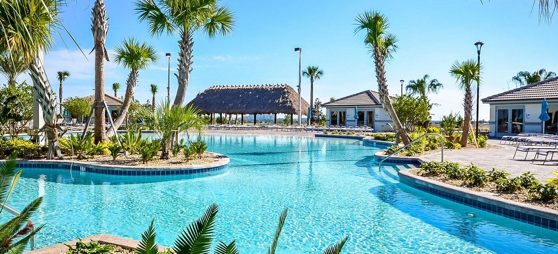 Pool at Champions Gate Resort