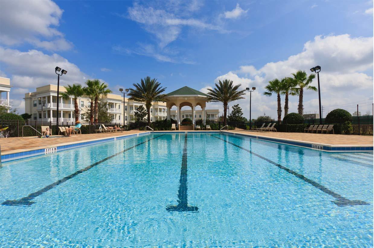 Terraces Pool at Reunion Resort