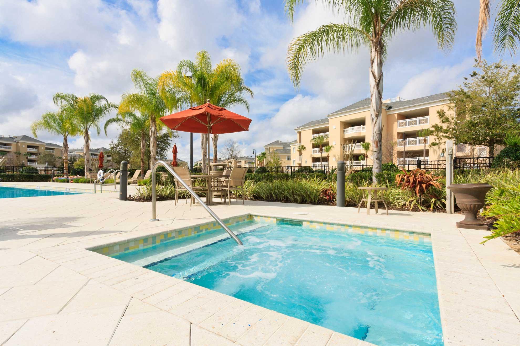 Center Court Spa at Reunion Resort