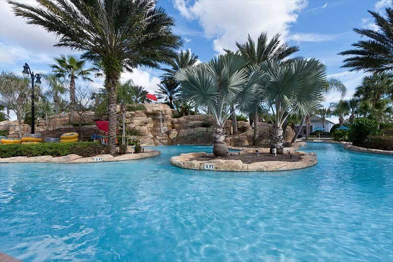Chill at the Lazy River on Reunion