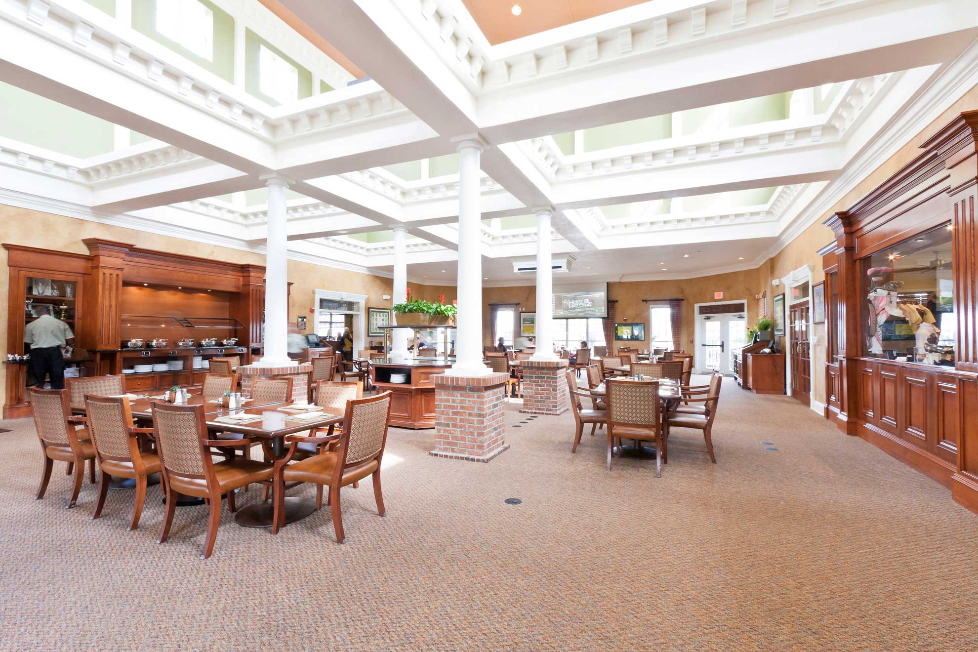 Clubhouse Grill at Reunion Resort