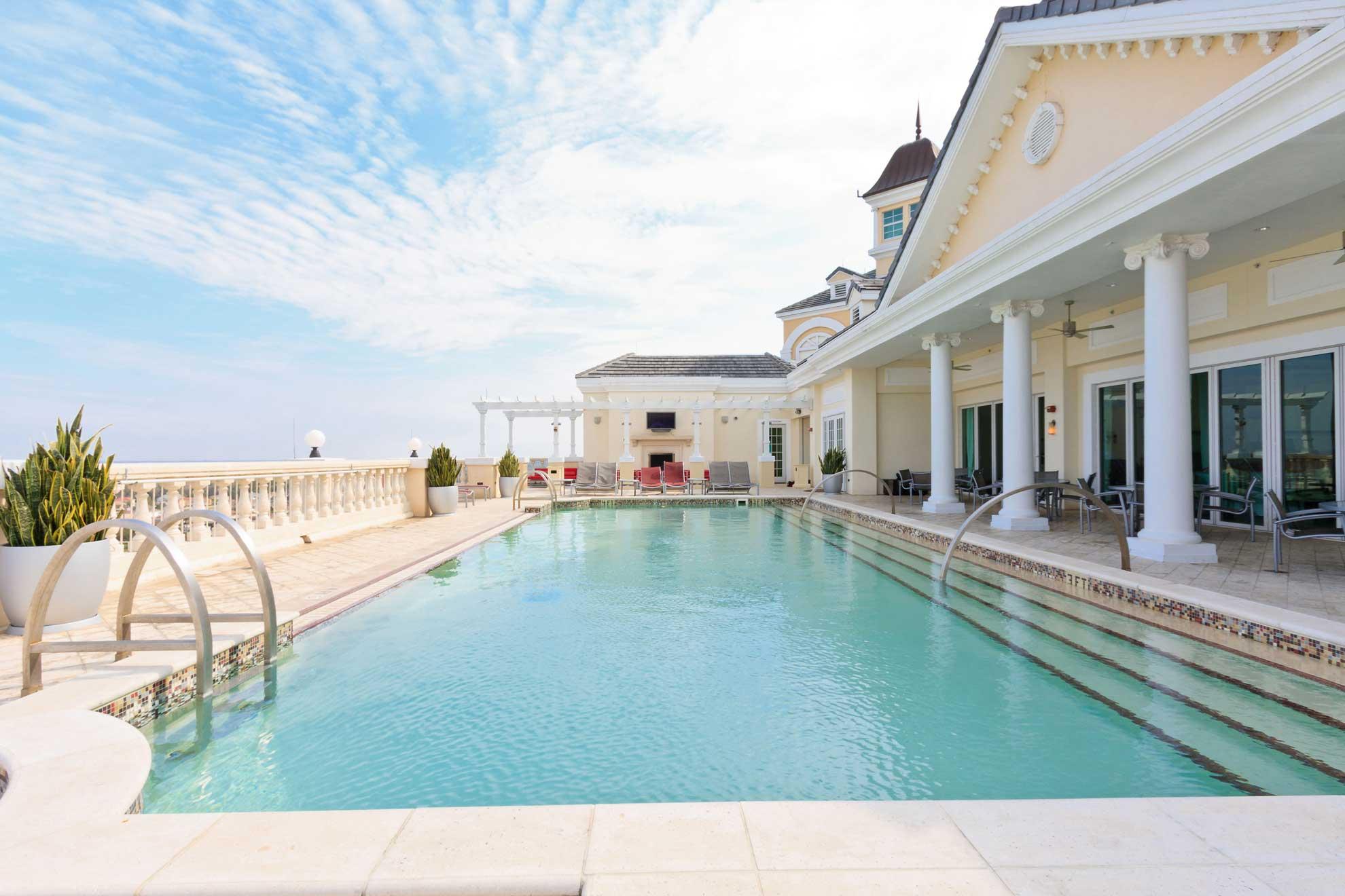 Eleven Pool at Reunion Resort