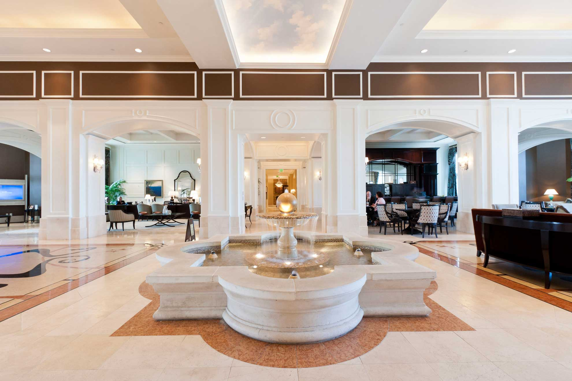 Grande Lobby at Reunion Resort