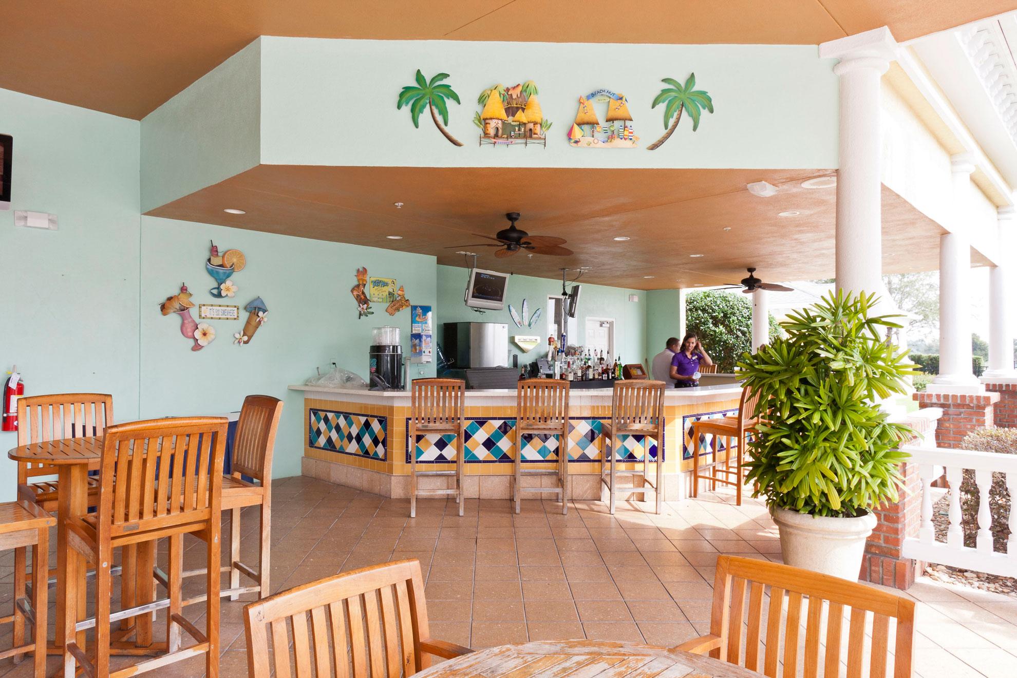 Seven Eagles Bar at Reunion Resort