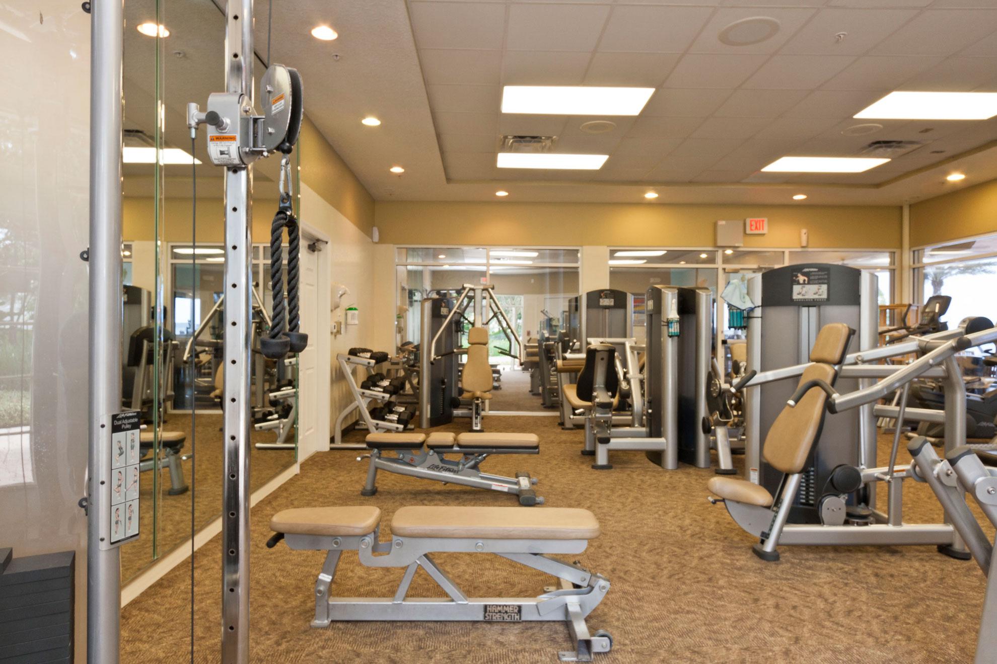Seven Eagles Gym