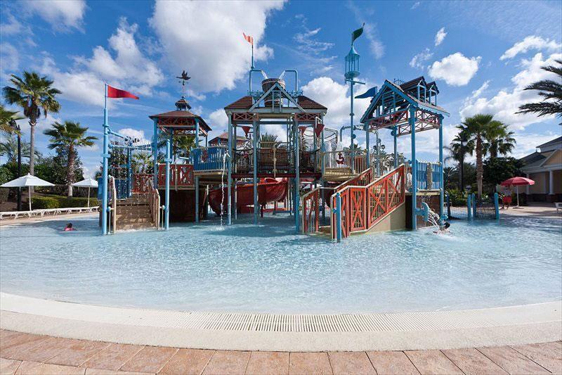 Water Park at Reunion Resort