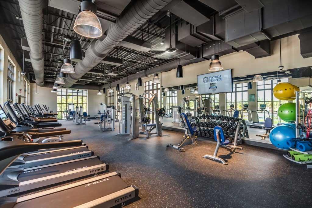 Fitness Centre at Solara Resort