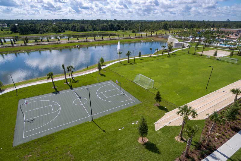 Solara resort sports facilities