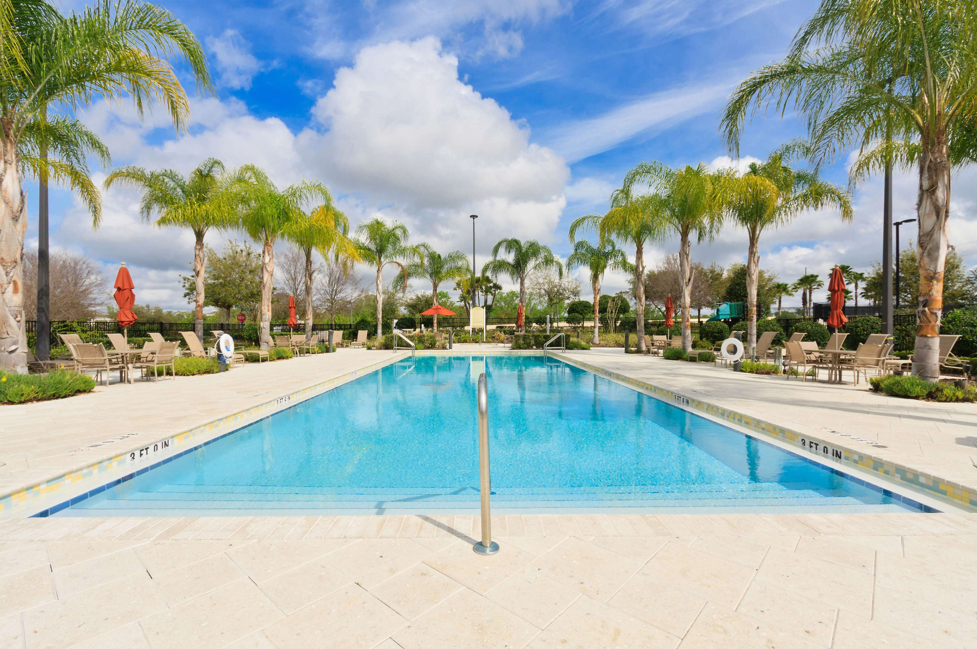 Center Court Pool 2 at Reunion Resort