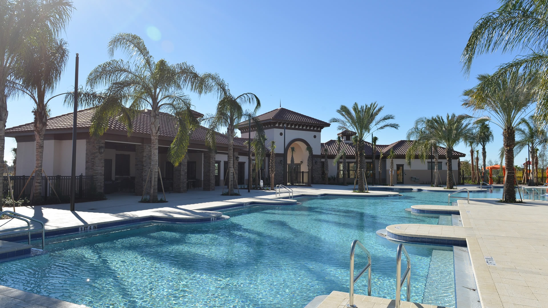 Communal Pool at Solterra Resort
