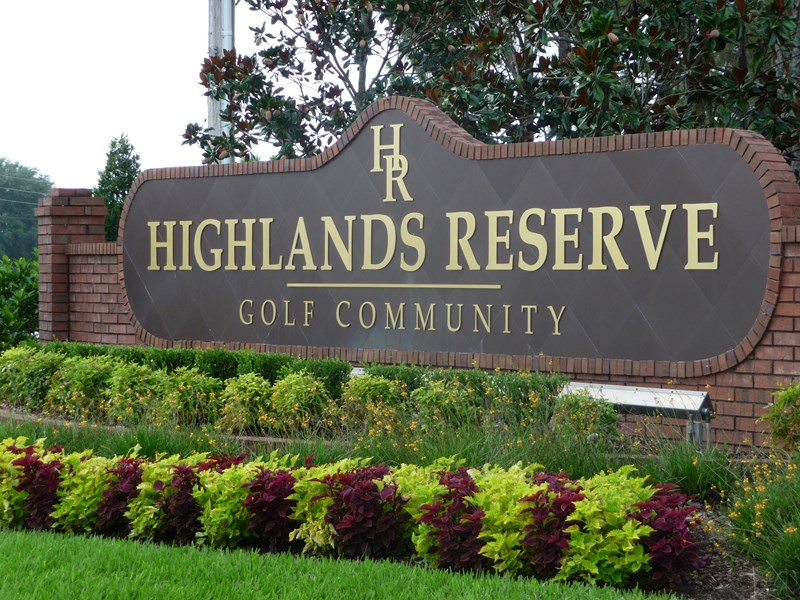 Highlands Reserve Golf Davenport