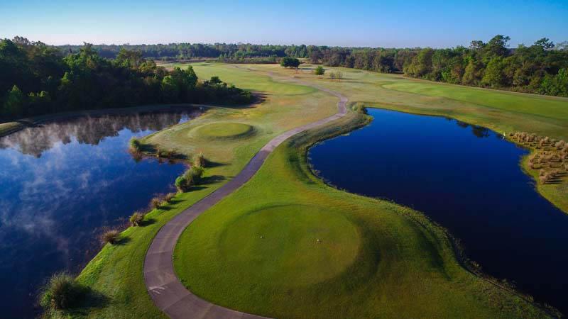 Providence Golf course Davenport