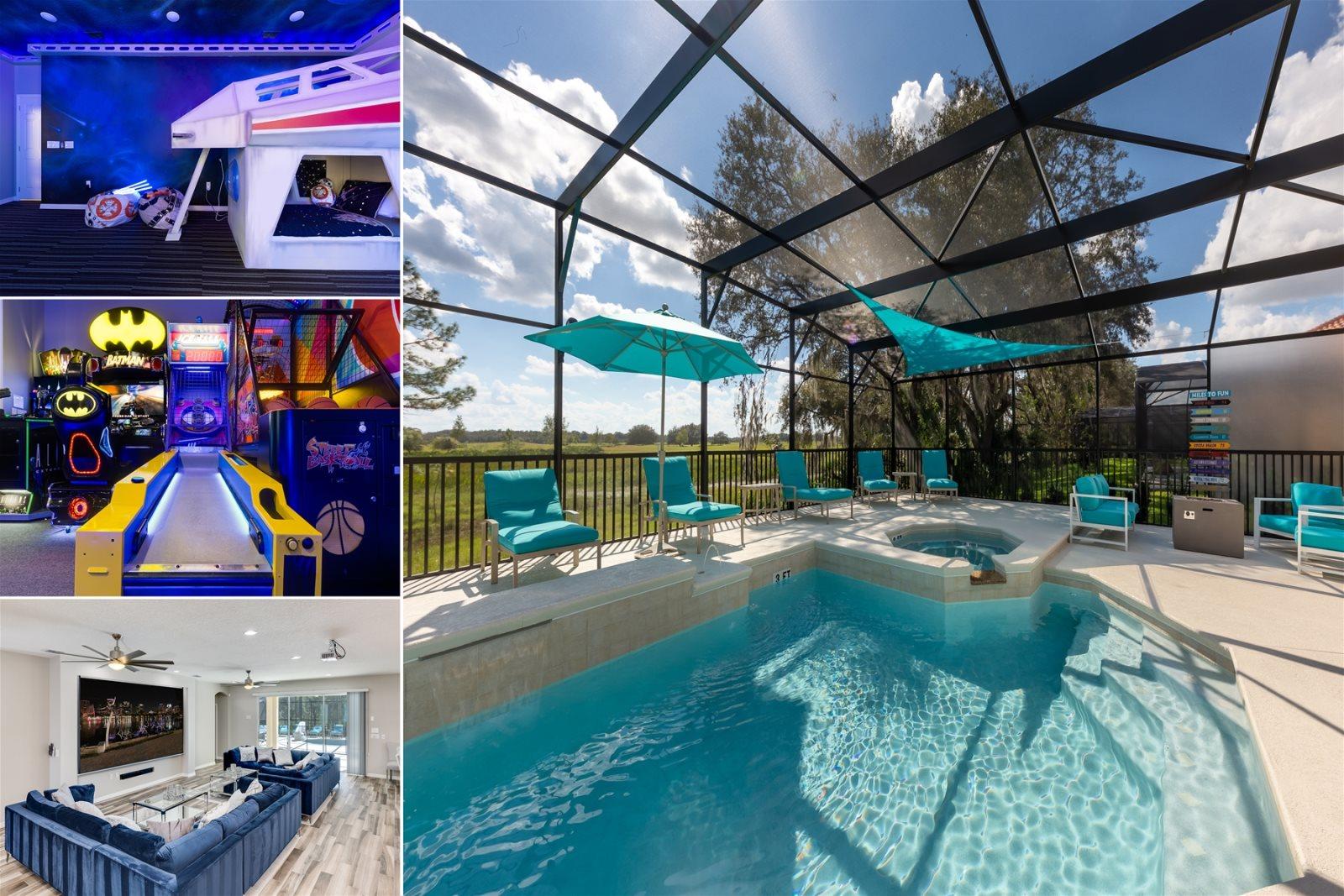 Solterra Resort Orlando Mansion3579