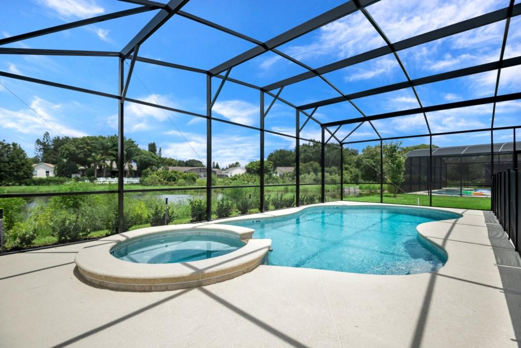 Solterra Resort Orlando Villa3085