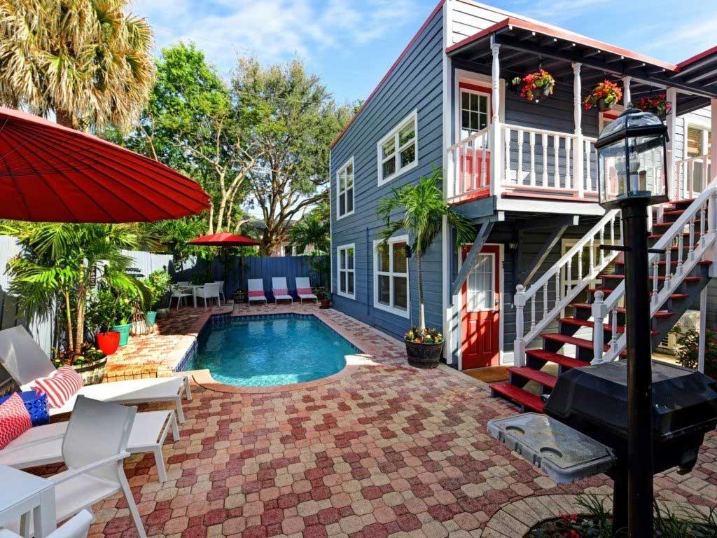 Villa in West Palm Beach, Florida
