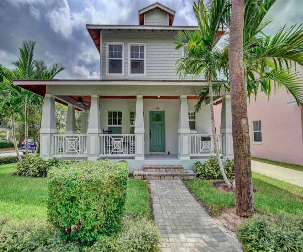 West Palm Beach, Villas in Florida