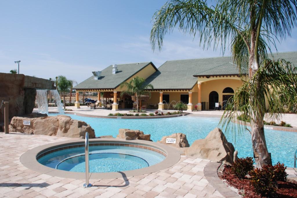 Paradise Palms Resort Kissimmee