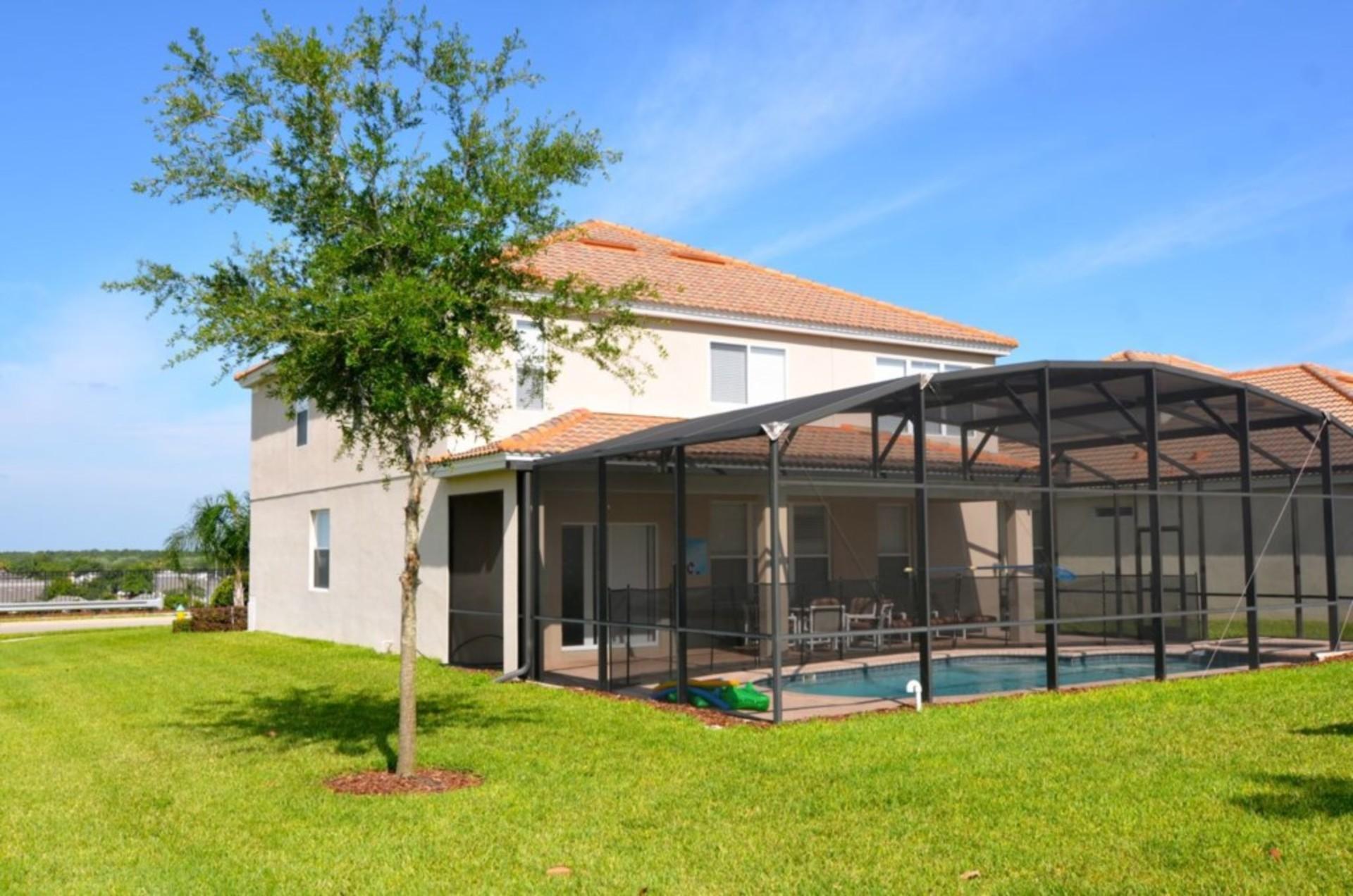 Enjoy a 5 Star Villa Holiday with your Family, Windsor Hills Resort, Villa Orlando 1459 photo 5803817
