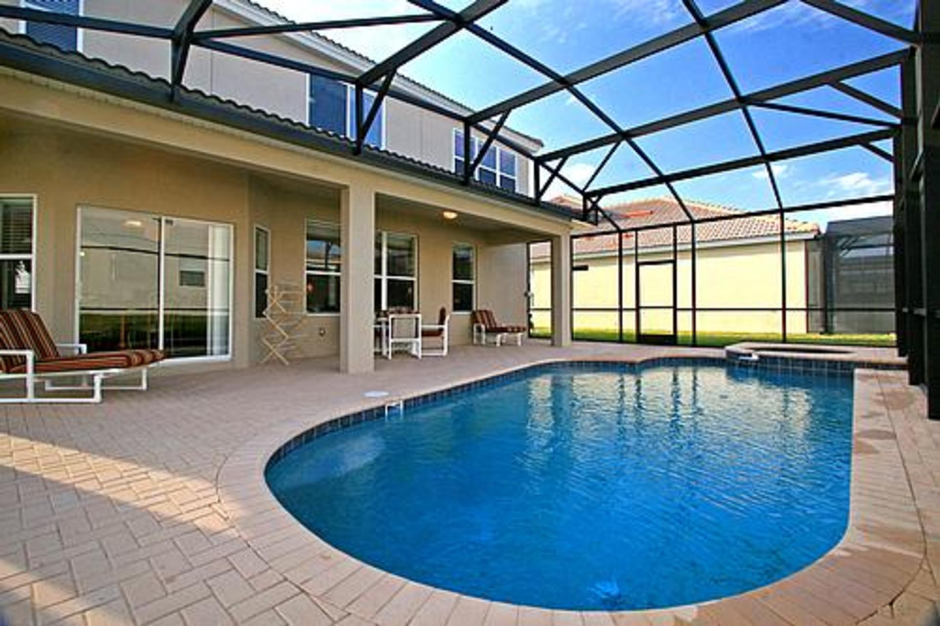 Enjoy a 5 Star Villa Holiday with your Family, Windsor Hills Resort, Villa Orlando 1459 photo 5803818