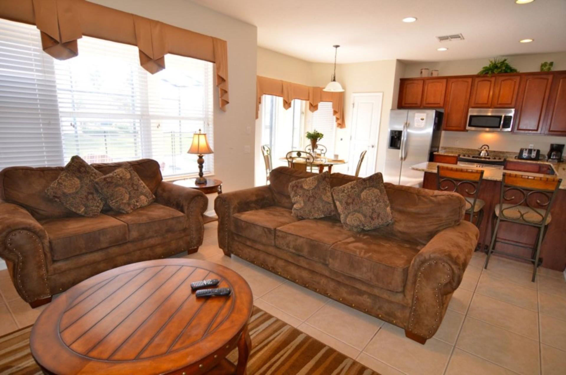 Enjoy a 5 Star Villa Holiday with your Family, Windsor Hills Resort, Villa Orlando 1459 photo 5803825